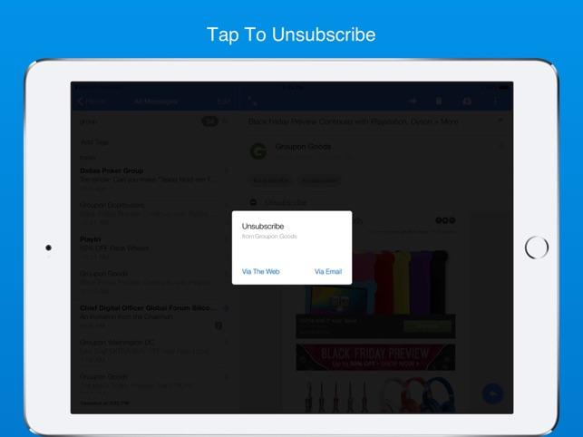 Inky - Secure Email Screenshot