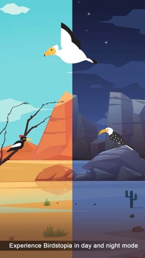 Birdstopia - Idle Bird Clicker Screenshot