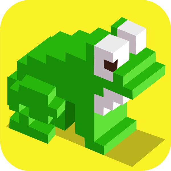 Crossy Jump Tap Dash Road - Hard Games Free