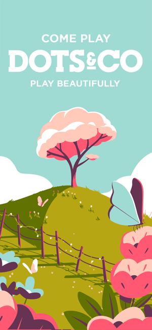 Dots & Co: A Puzzle Adventure Screenshot