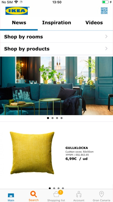Ikea Inspire By Bitbox Sl Ios United States Searchman