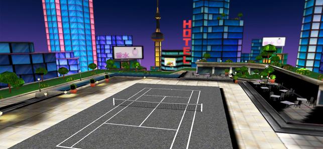 Hit Tenis 3 - Hit Tennis 3 Screenshot