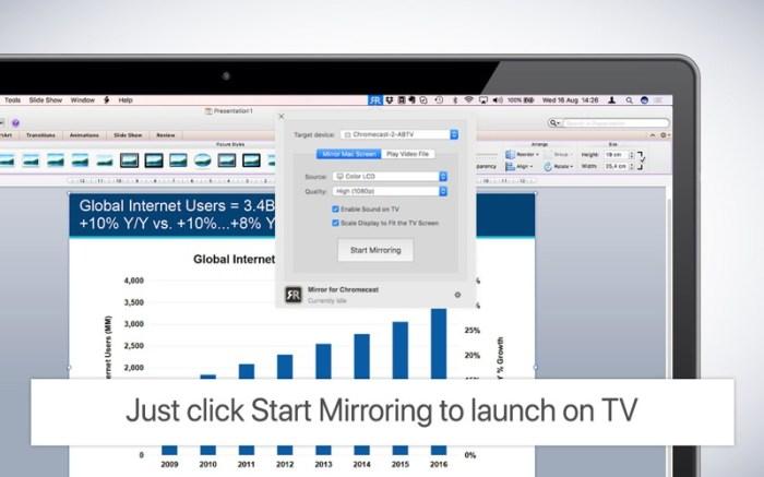 Mirror for Chromecast Screenshot 04 12zf5mn