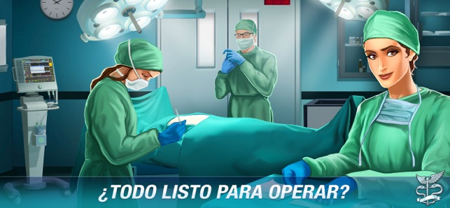 Operate Now Hospital Simulator Screenshot