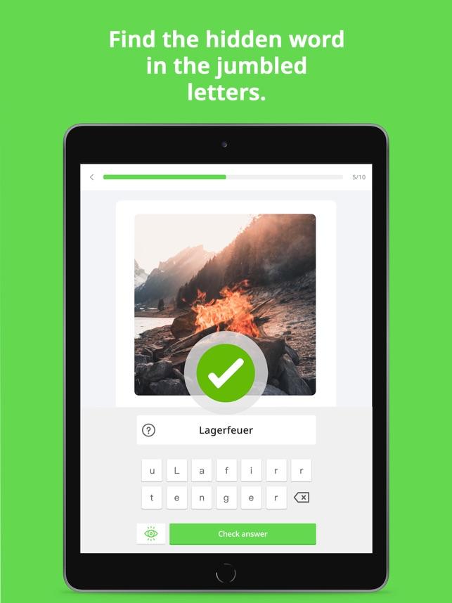 LearnMatch - Learn Languages Screenshot