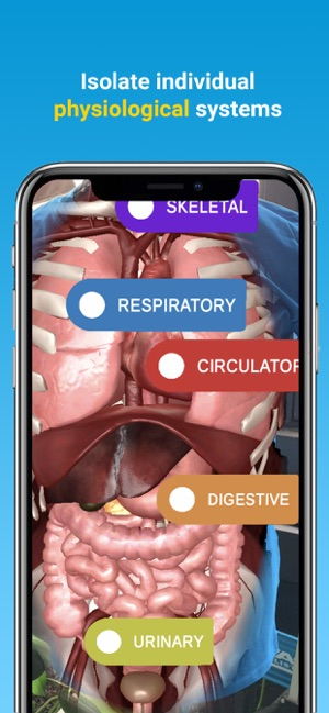 ‎Virtuali-Tee by Curiscope Screenshot