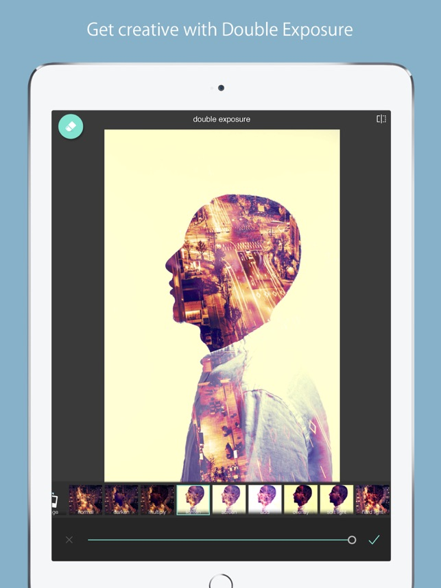 Pixlr - Photo Collages, Effect Screenshot