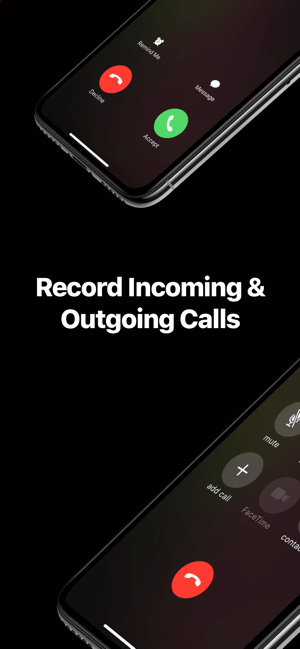‎TapeACall: Call Recorder Screenshot
