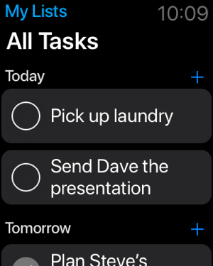 Calendar & Reminders by Any.do Screenshot