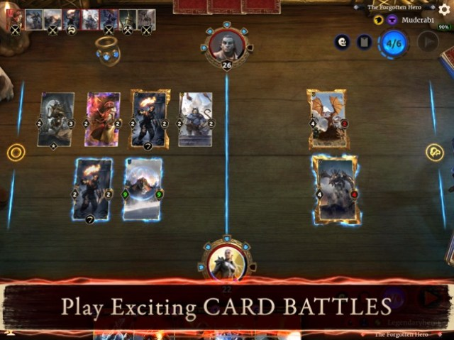 The Elder Scrolls: Legends CCG Screenshot
