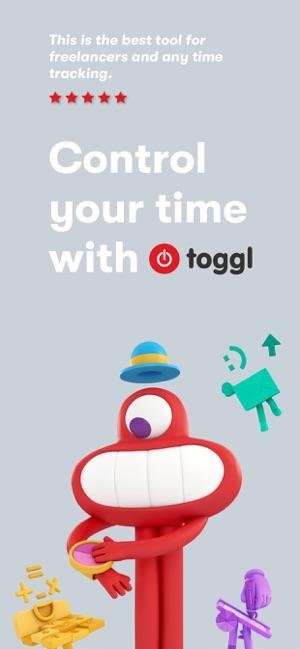 Toggl: Time Tracker & Work Log Screenshot