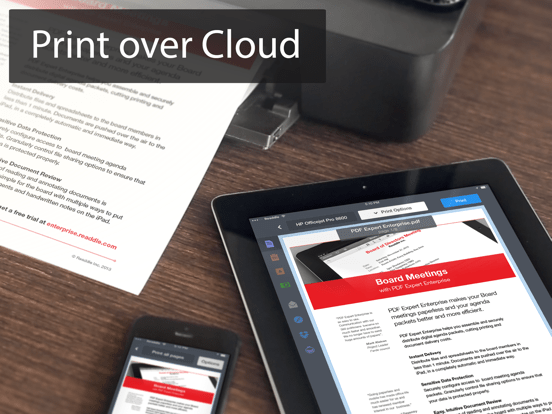 Printer Pro by Readdle – Unleash your iPhone and iPad's printing