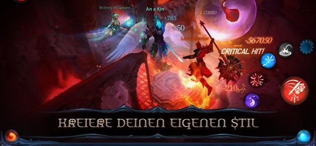 Blade Bound: Immortal Darkness Screenshot