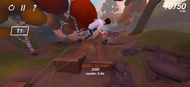 Trail Boss BMX Screenshot