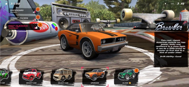 ‎Table Top Racing: World Tour Screenshot