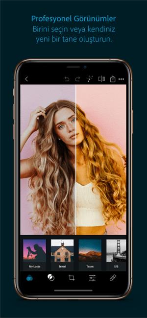 Photoshop Express-Foto Editörü Screenshot