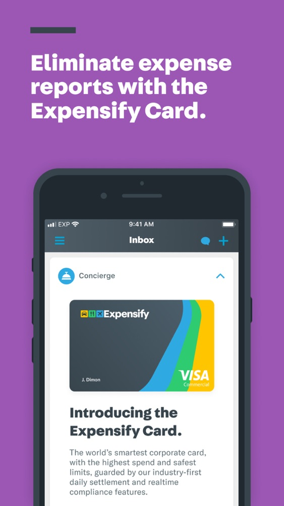 Expensify Receipts Expenses App For Iphone Free