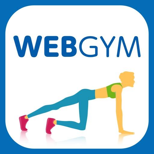 WEBGYM:運動の習慣化をサポート!