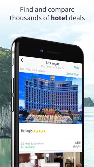 Skyscanner - Travel Deals Screenshot