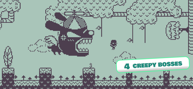 Pixboy - Retro 2D Platformer Screenshot
