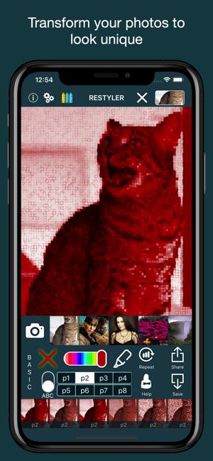 Restyler Screenshot