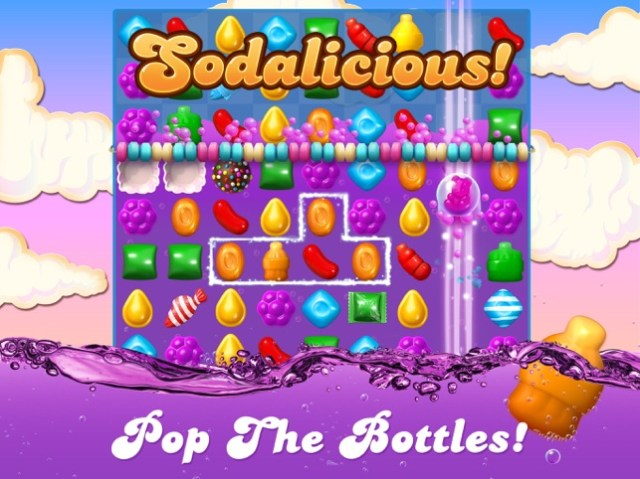 Candy Crush Soda Saga Screenshot