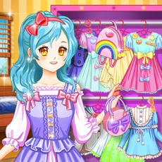 Anime Dress Up – Girl Avatar