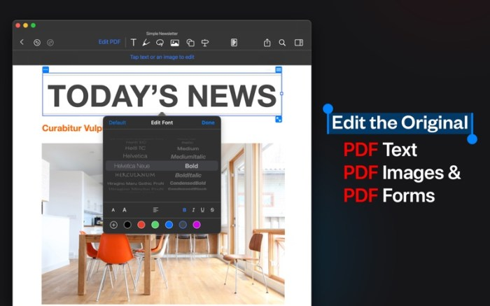 PDF Office Max: Acrobat Expert Screenshot 02 1356obn