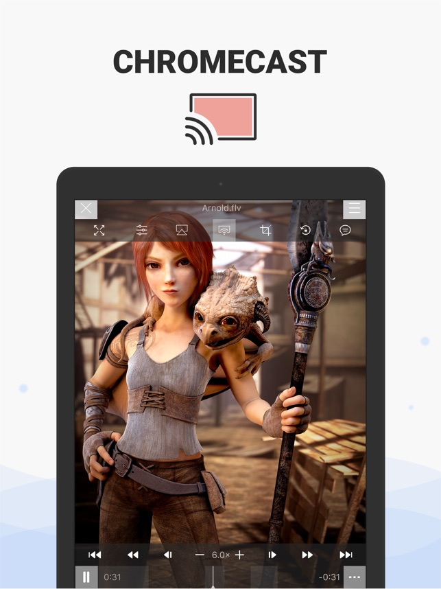 PlayerXtreme Media Player Screenshot