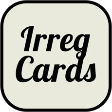 English Irregular Verbs Cards