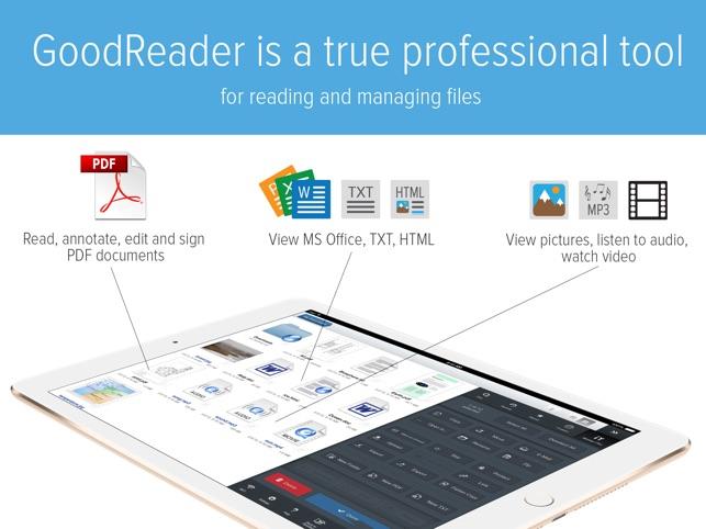 GoodReader Screenshot