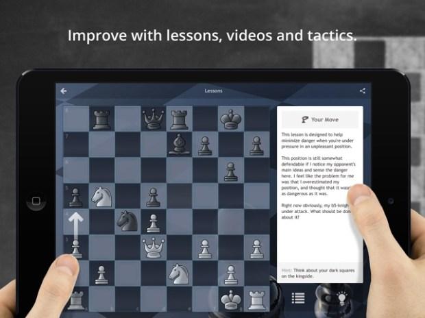 Chess - Play & Learn Screenshot