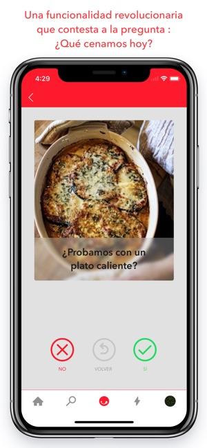 Youmiam - recetas visuales Screenshot