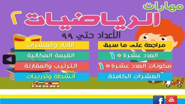 Math Arabic 2 Screenshot