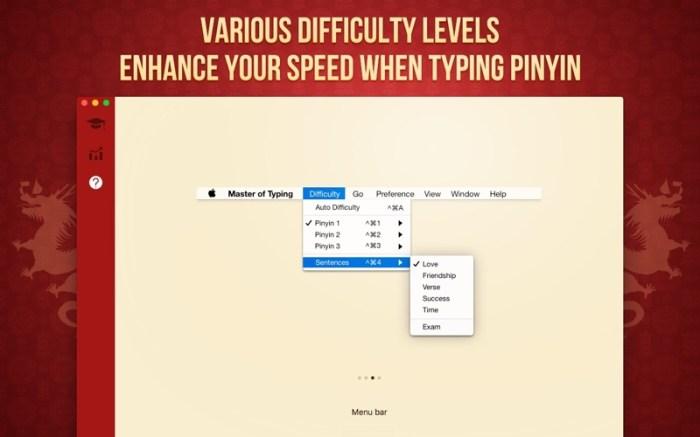 Master of Typing in Chinese Screenshot 02 ikzeg1n