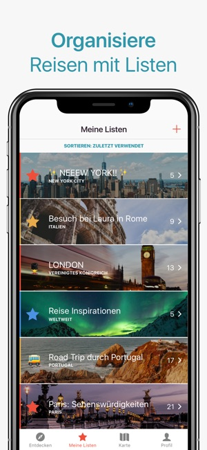 CityMaps2Go Pro  Reisekarte Screenshot