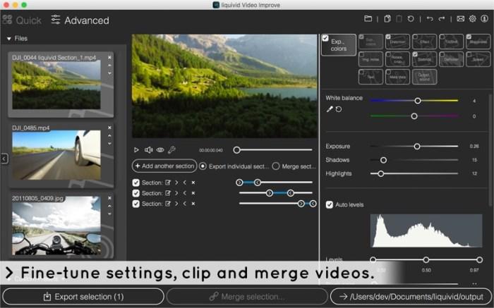 liquivid Video Improve Screenshot 2 9nlsbvn