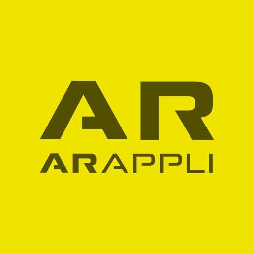 ARAPPLI - AR(拡張現実)アプリ