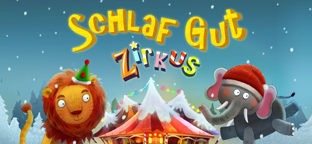Schlaf gut Zirkus Screenshot