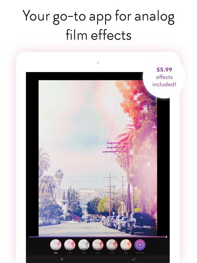 Filterloop Pro: Photo Editor Screenshot