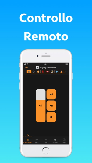 Remote Control for Mac - Pro iPhone