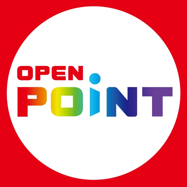 在 App Store 上的「OPENPOINT」