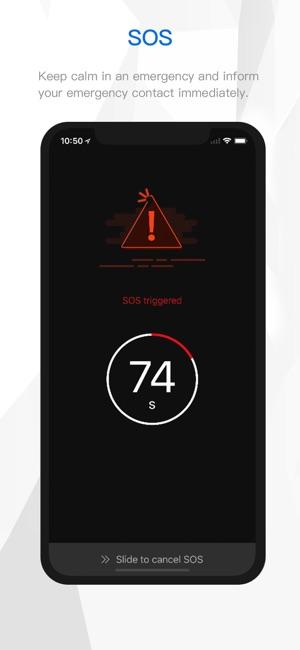 LIVALL Riding Screenshot  - 300x0w - App