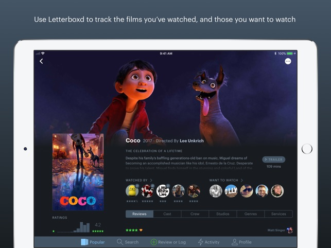 Letterboxd Screenshot