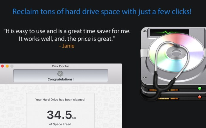 Disk Doctor: System Cleaner Screenshot 04 1lhgn2an