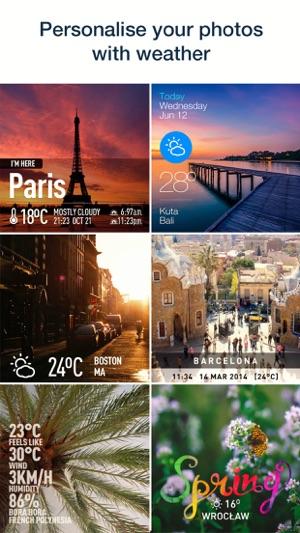Pro Weathershot by Instaweather Screenshot