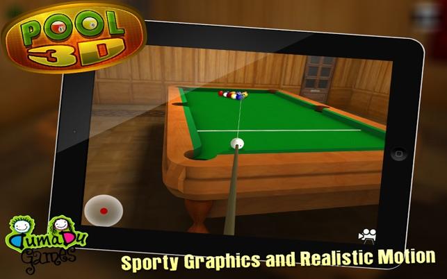 Pool 3D Screenshot