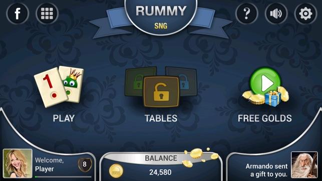 Rummy Offline On The App Store
