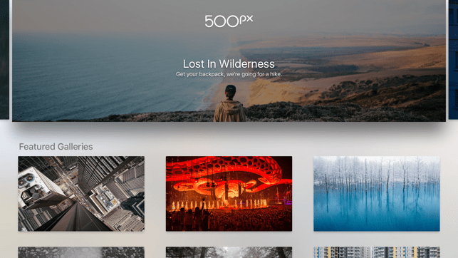 ‎500px – Photography Community Screenshot