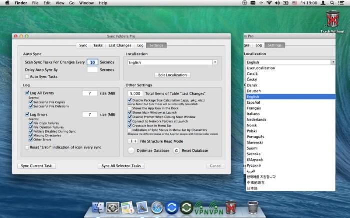 Sync Folders Pro Screenshot 03 cf188mn